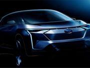 Subaru представила прототип власного електричного кросовера (фото)