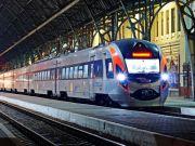 Назвали вартість квитків на потяги до Європи (інфографіка)