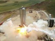 Маск подготовил Starship к тестовому «скачку»