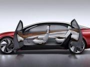 Електрокар на основі концепту Volkswagen I.D. Vizzion вийде до 2022 року