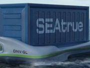 В Норвегии разрабатывают самоходный контейнер для перевозки морепродуктов