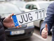 """В ДФС повідормили, скільки """"єврономерів"""" незаконно перебувають в Україні"""