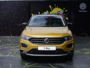 Volkswagen привез в Украину самый маленький кроссовер T-Roc