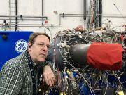 GE успішно випробувала надрукований турбогвинтовий двигун
