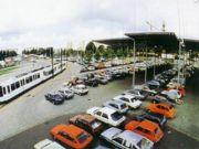 В Украине с 1 июля вступит в действие норма о перехватывающих автостоянках