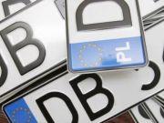 """Авто на """"єврономерах"""": Раді запропонували вирішення проблеми"""