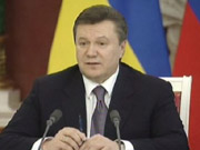 Янукович вимагає голови винних у банкрутстві Нафтогазу