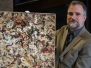 В США нашли потерянную картину Поллока стоимостью 15 миллионов долларов