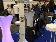 На IForum показали українську міні-ракету