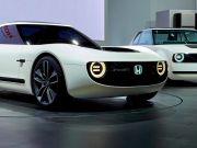 Електрокари Honda із запасом ходу в 240 км заряджатимуться за 15 хвилин