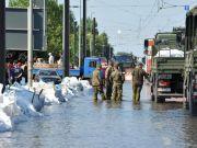 Бедствие в Германии продолжается: прорвало дамбу на Эльбе, эвакуированы более 36 тыс. человек