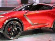 Nissan показав на відео Juke