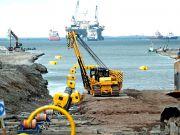 """""""Газпром"""" уже построил порядка 50 км """"Турецкого потока"""" по дну Черного моря"""
