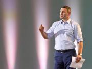 Кличко рассказал, на что потратят доходы от повышения тарифов