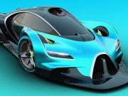 Яким буде новий гіперкар Bugatti (фото)
