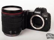 Canon разрабатывает полнокадровую беззеркальную камеру с поддержкой 8K-видео
