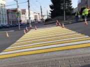Придумано ефективний метод нанесення розмітки на дороги