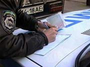 Водителей продолжают штрафовать за выезд на полосу общественного транспорта