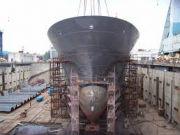 Суднобудівний завод Жеваго в Криму зупинився через відсутність замовлень