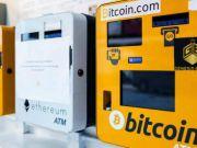 Названо кількість біткойн-банкоматів у світі