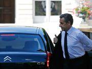 Затримано екс-президента Франції Ніколя Саркозі