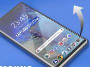 Samsung проектує смартфон-слайдер з поворотною камерою (фото)