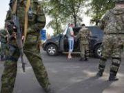 Террористы ДНР угнали в Славянске 229 авто, вернуть владельцам удалось лишь 30