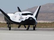 Космічна вантажівка Dream Chaser зробила перші льотні випробування