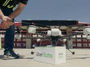 У США Uber і McDonald's тестують доставку дронами