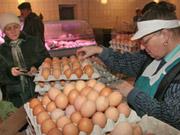 Курячі яйця в Україні несподівано стали дорожчати в травні
