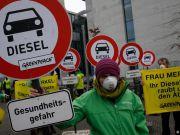 Німці починають відмовлятися від автомобілів із дизельними двигунами