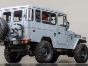 Вінтажний Toyota Land Cruiser отримав нову версію