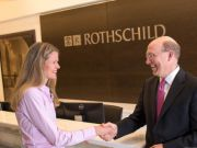 Ротшильди допоможуть Приватбанку з реструктуризацією
