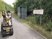 Британські військові роботи-сапери отримали підтримку зворотного тактильного зв'язку