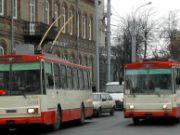 Старые вильнюсские троллейбусы поедут в Днепропетровск