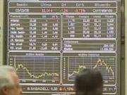 Рост рынка ценных бумаг спровоцирован позитивными новостями с внешних рынков