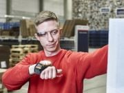 В DB Schenker используют интеллектуальные очки для работы с заказами на складах в Германии