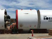 У мережі з'явилося фото бурильної машини Ілона Маска