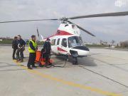 Новий український вертоліт вперше піднявся в небо (відео)