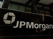 Банк JP Morgan получил 3,3 млрд долл. прибыли