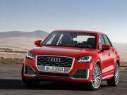 Audi выпустит компактный электрический кроссовер