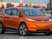 Chevrolet приступила к тестированию «народного» электрокара Bolt