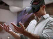 Через Oculus Quest можно отслеживать руки пользователя без контроллеров (видео)