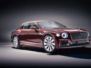 Bentley представила роскошного соперника Rolls-Royce