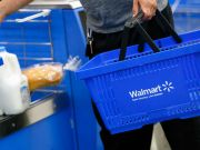 Walmart розробляє технологію роботизованих супермаркетів