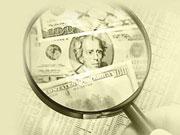 Нацбанк в лютому для підтримки гривні продав $ 181 мільйон