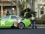 В Америці запрацював стартап з доставки продуктів безпілотними авто