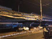 Названо дату закриття Шулявського мосту