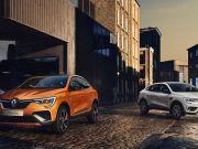 Стало известно, когда Renault Arkana появится в Европе