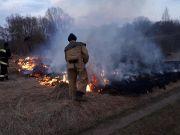 В Україні можуть збільшити штрафи за спалювання листя і сухої трави